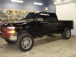 98 Z71 Big Tires http://www.cardomain.com/ride/3038666/1999-chevrolet-silverado-1500-regular-cab/
