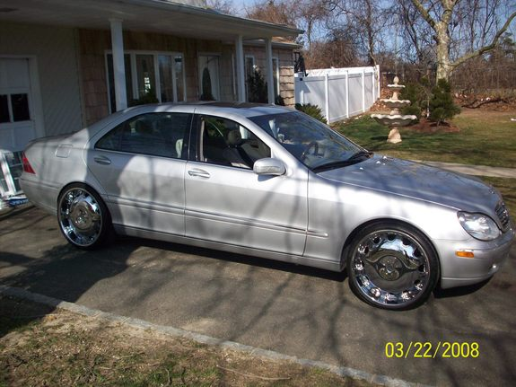 Another Sugarfootroy 2000 Mercedes Benz S Class Post Photo 11204980