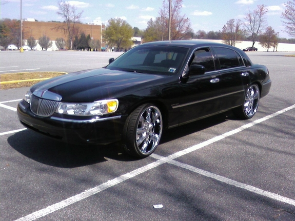 3piece Impala 1999 Lincoln Town Car Specs Photos Modification Info