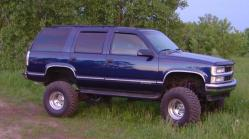 PlayingWithMud 1997 Chevrolet Tahoe