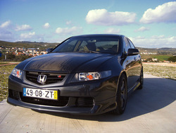 Accord_Type-S 2004 Acura TSX