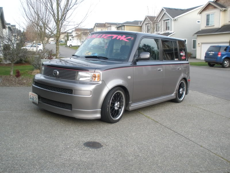 2005 scion xb lowering springs autos post. Black Bedroom Furniture Sets. Home Design Ideas
