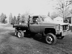 xj96jeeps 1983 Chevrolet C/K Pick-Up