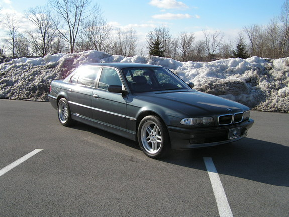 Another Gatsby740iL 2001 BMW 7 Series post... - 11607523