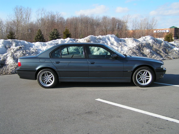 Another Gatsby740iL 2001 BMW 7 Series post... - 11607524
