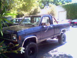 ranger8626s 1984 Ford Ranger Regular Cab