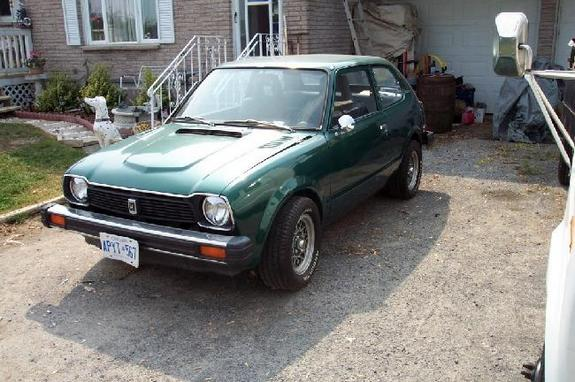 Beer brother 1978 honda civic specs photos modification for 1978 honda civic