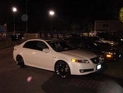 marcot12s 2008 Acura TL
