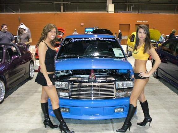 Knuckle Busters Car Show