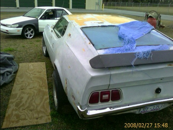 Another tigt2 1971 Ford Mustang post... - 11211235