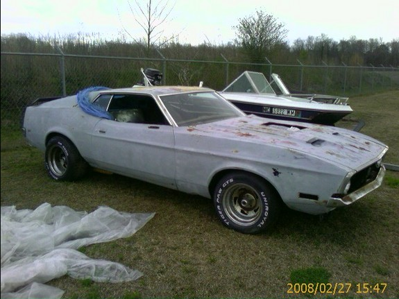 Another tigt2 1971 Ford Mustang post... - 11211236