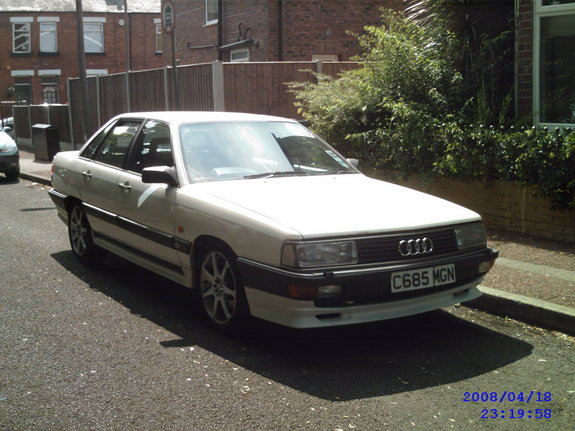 Another m10rkt 1986 Audi 200 post... - 11209987