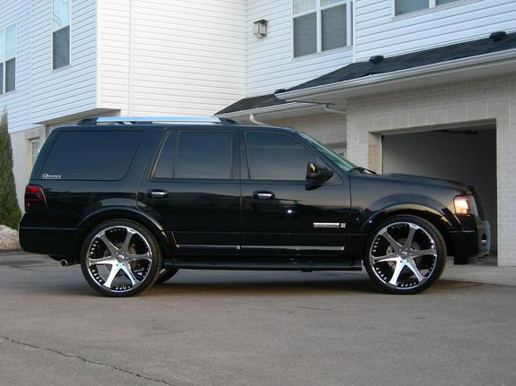 2006 ford expedition lifted