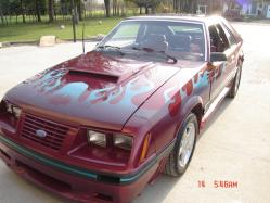 quartermileking 1984 Ford Mustang