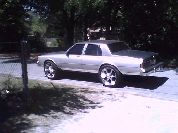 Another gfrank21 1988 Chevrolet Caprice post... - 9387208