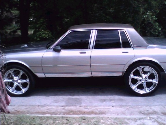 Another gfrank21 1988 Chevrolet Caprice post... - 9387209