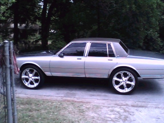 Another gfrank21 1988 Chevrolet Caprice post... - 9387210