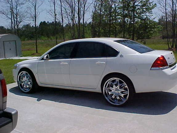 bludeneiro 2006 chevrolet impala specs photos. Black Bedroom Furniture Sets. Home Design Ideas