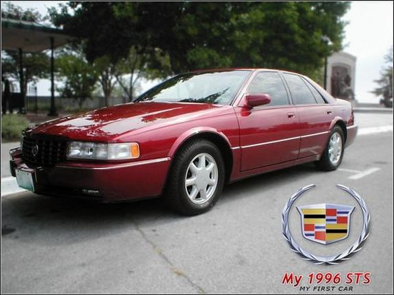 Another 1996STS 1996 Cadillac STS post... - 9390411