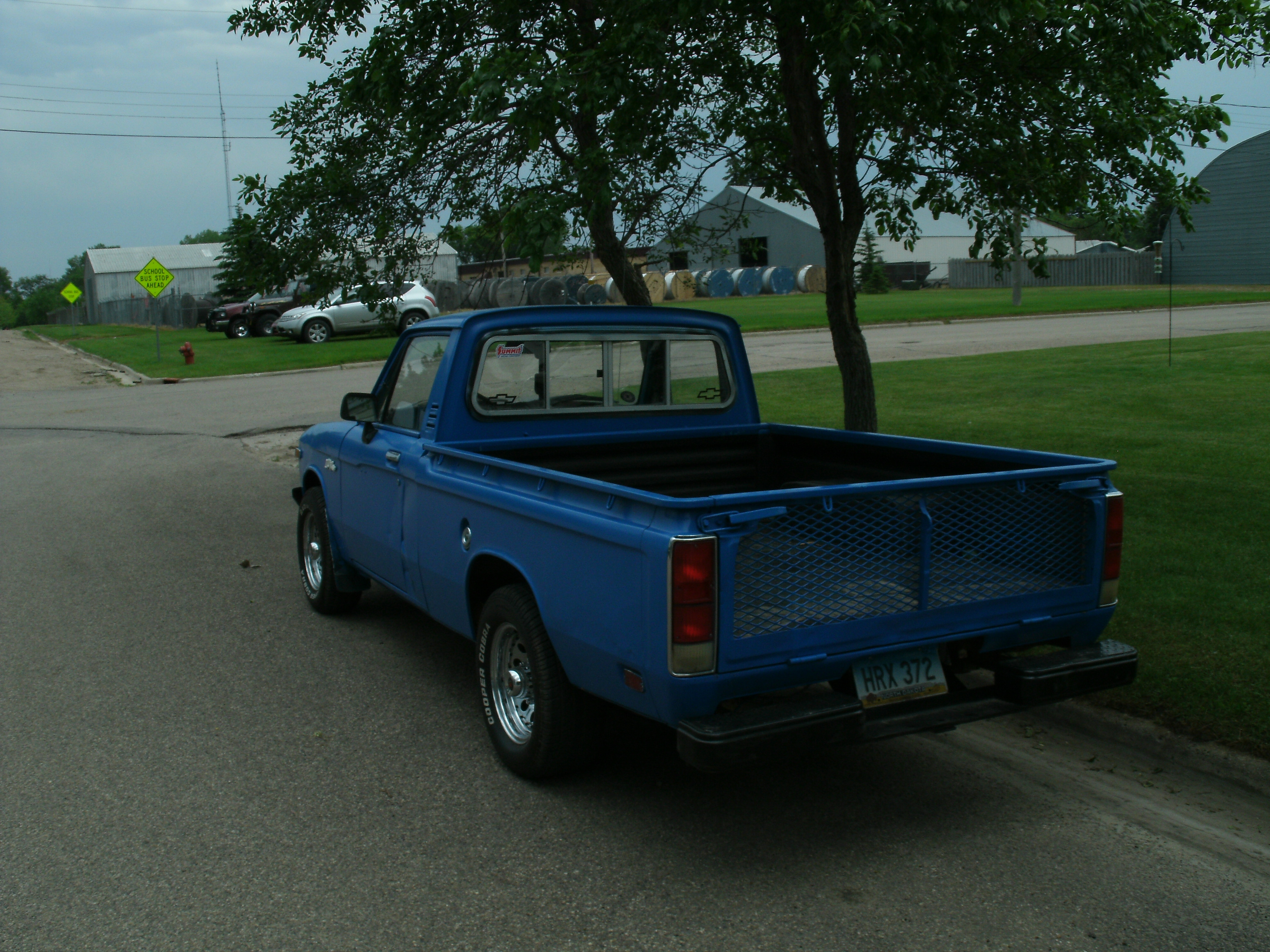 Ebensteiner 1976 Chevrolet Luv Pick Up Specs Photos Modification Chevy Truck 30398180021 Original