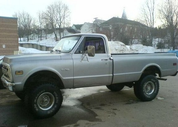 1970 chevy truck lifted Car Tuning