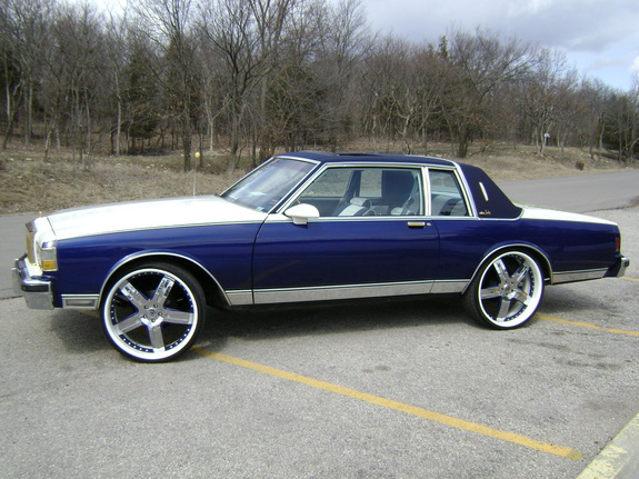 Another It_Aint_Nuttin 1986 Chevrolet Caprice post... - 11211784