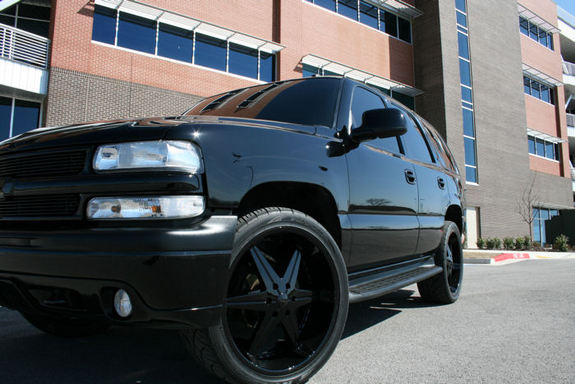 Used Chevy Tahoe >> Trend_Setta 2005 Chevrolet Tahoe Specs, Photos ...