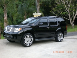 RICANFLOWs 2005 Nissan Pathfinder
