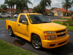 yellowfever08s 2006 Chevrolet Colorado Regular Cab