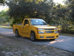 yellowfever08s 2006 Chevrolet Colorado
