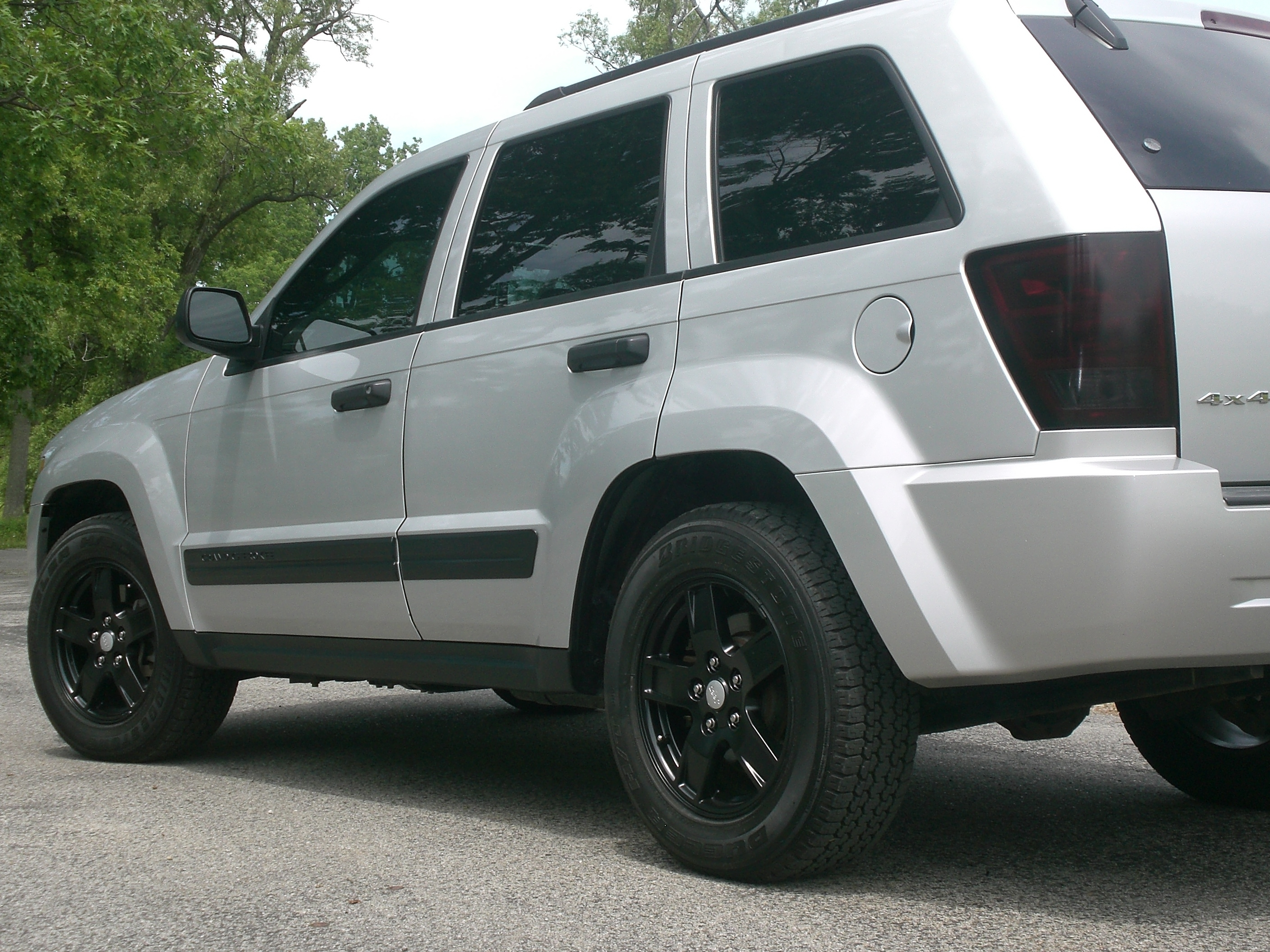 famousaffliction 2005 jeep grand cherokee specs, photos