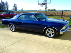sixredsoxfanss 1966 Chevrolet Chevelle