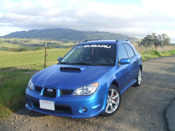Another Irish_car_B0MB 2006 Subaru Impreza post... - 11216375