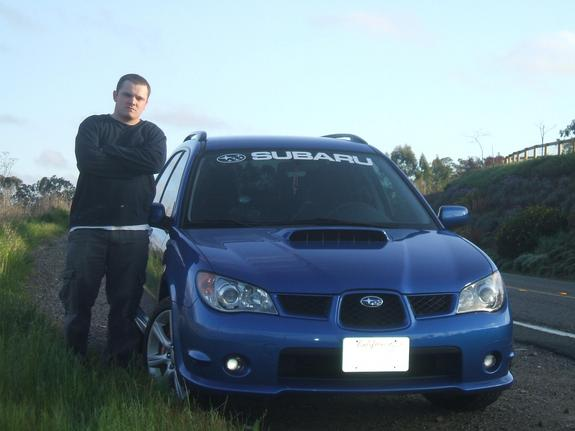 Another Irish_car_B0MB 2006 Subaru Impreza post... - 11216397
