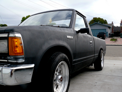 ErikOsBads 1986 Nissan 720 Pick-Up