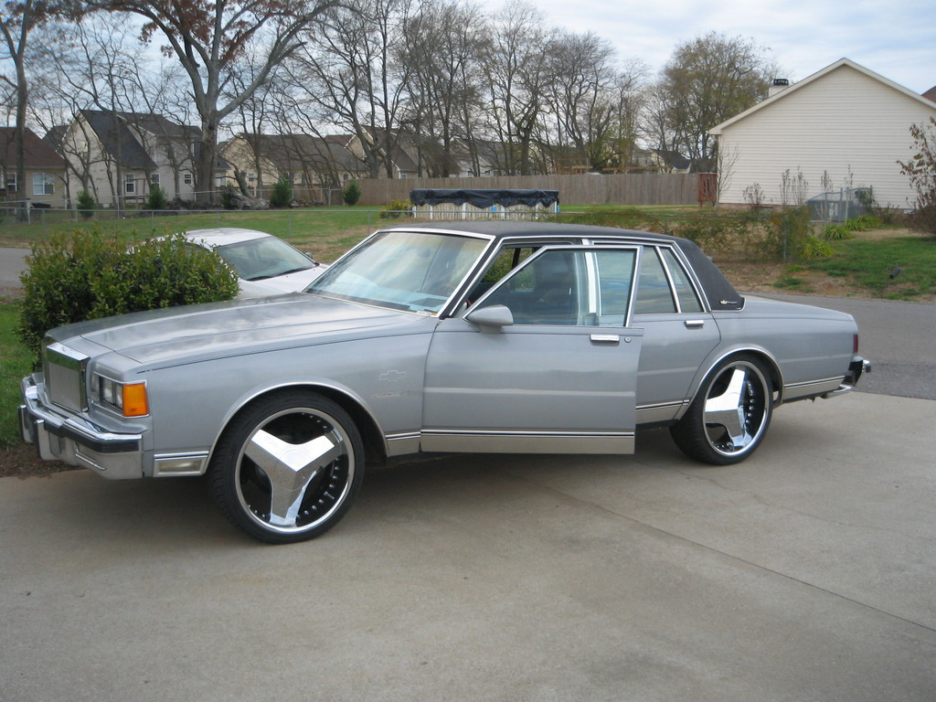 Another Getchaweightup 1986 Chevrolet Caprice post... - 11217186
