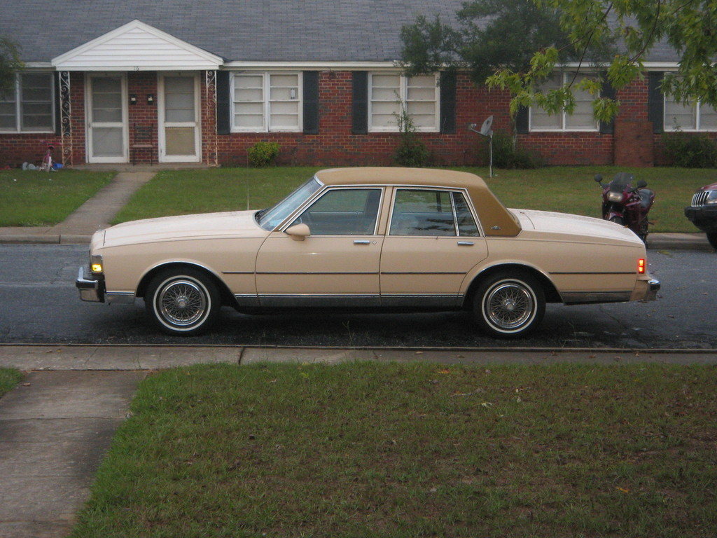 Another Getchaweightup 1986 Chevrolet Caprice post... - 11217189