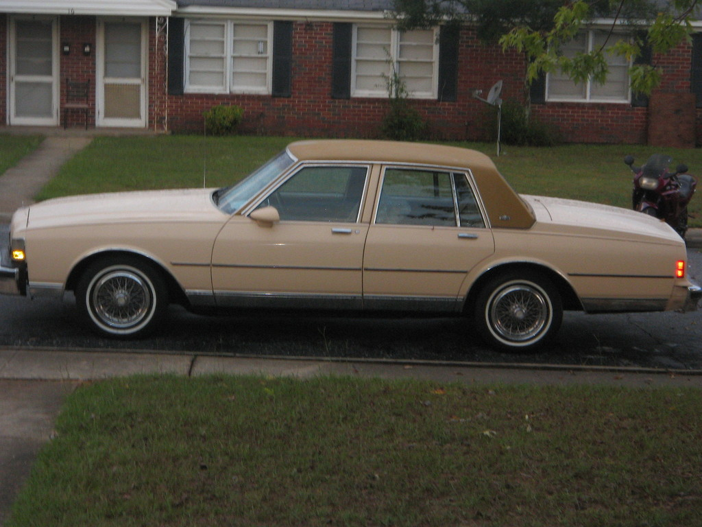Another Getchaweightup 1986 Chevrolet Caprice post... - 11217190