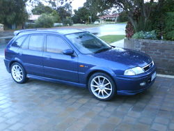 raggies951 2001 Ford Laser