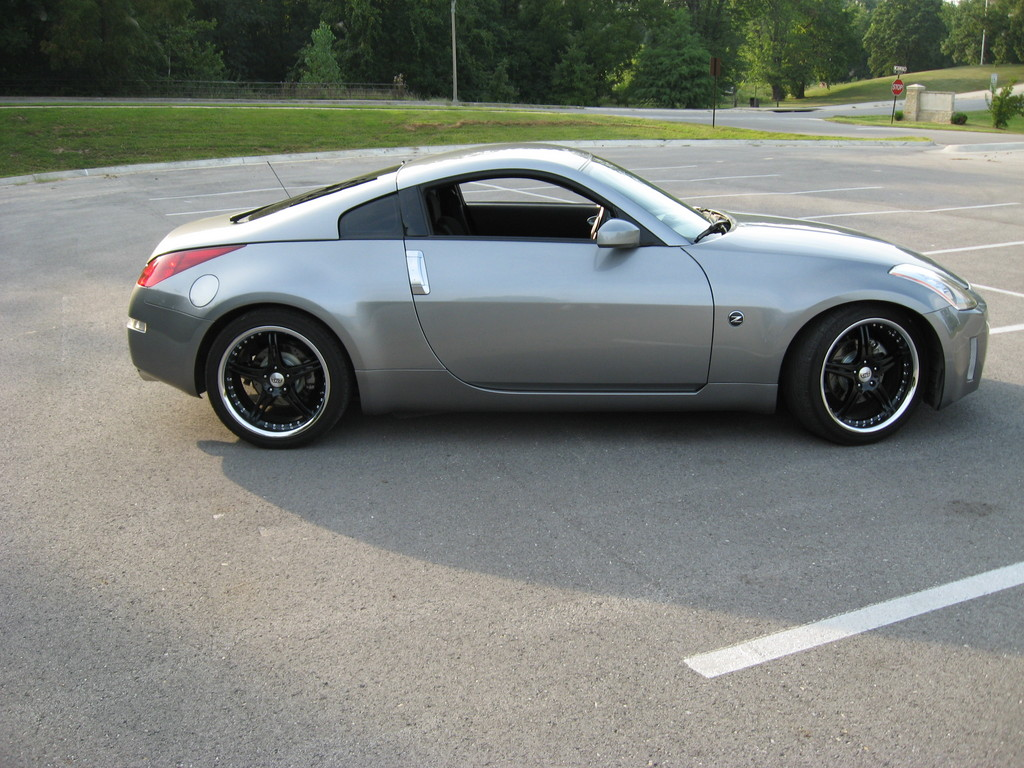joepagano 2003 nissan 350z specs photos modification. Black Bedroom Furniture Sets. Home Design Ideas