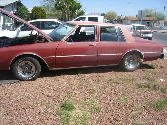 Another 89106CAPRICE 1986 Chevrolet Caprice post... - 11218588