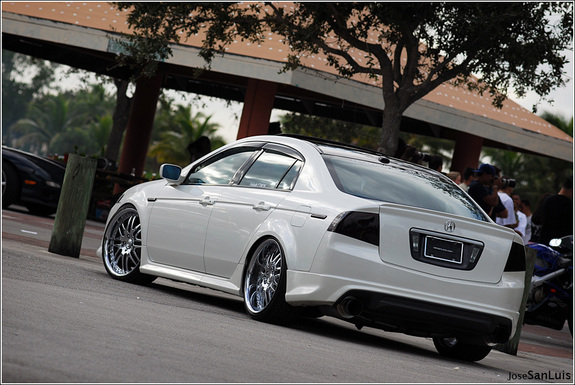 slammed tl 2006 acura tl specs photos modification info at cardomain. Black Bedroom Furniture Sets. Home Design Ideas