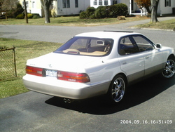 Fir5TGens 1993 Lexus ES