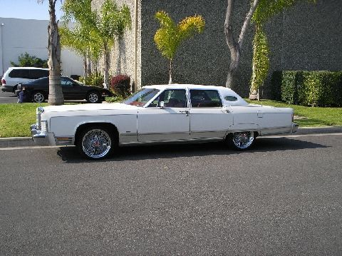 Backinthedayla 1977 Lincoln Town Car Specs Photos Modification