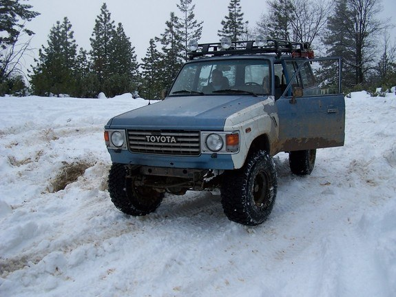 Another DUNRITEAUTO 1981 Toyota Land Cruiser post... - 9389495