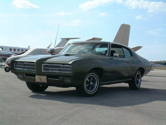 Weight Of Time >> maus66 1969 Pontiac GTO Specs, Photos, Modification Info at CarDomain