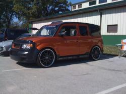 TilUDrop 2006 Honda Element