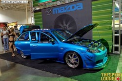 Captdannos 2003 Mazda Protege
