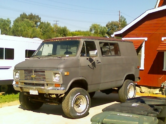 subguy 1976 Chevrolet Van Specs, Photos, Modification Info ...