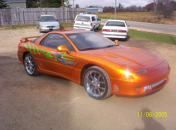 mitsubishi 3000gt fast and furious. zack anibas 1993 mitsubishi 3000gt 30424870001_large 3000gt fast and furious m